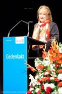 Fotos: Mathias Eckert / Bundesjustizministerin Leutheusser-Schnarrenberger