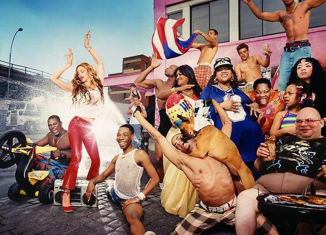 David LaChapelle Madonna
