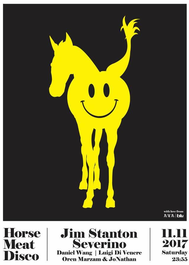 Horse Meat Disco 11/17