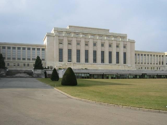 Vereinte Nationen Genf