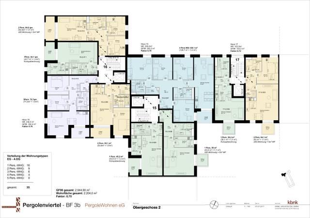 Wohnprojekt Haus der Vielfalt