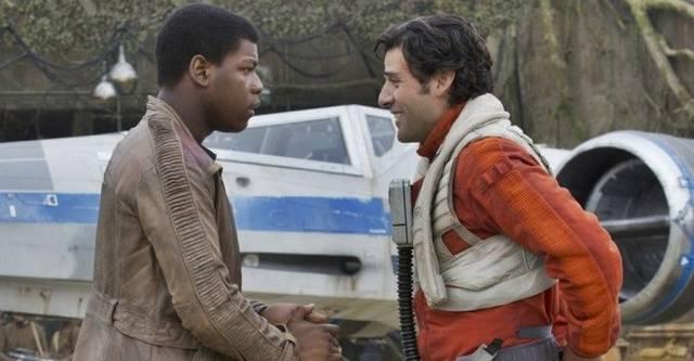 Finn & Poe