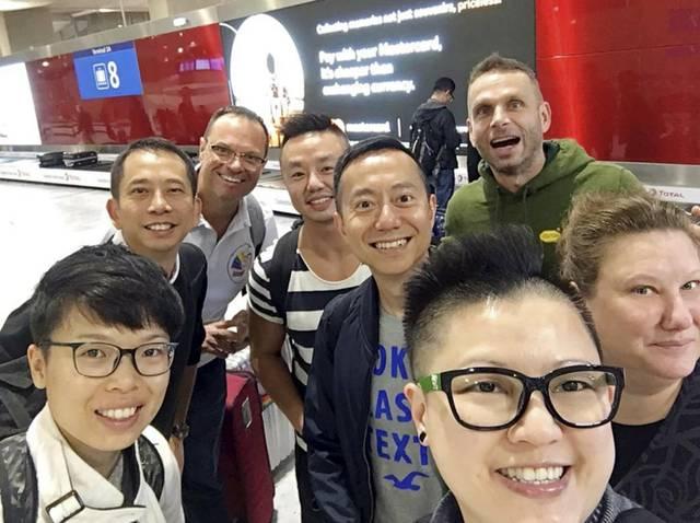 Team Hong Kong Gay Games