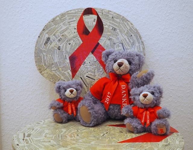 Aids-Teddy 2017