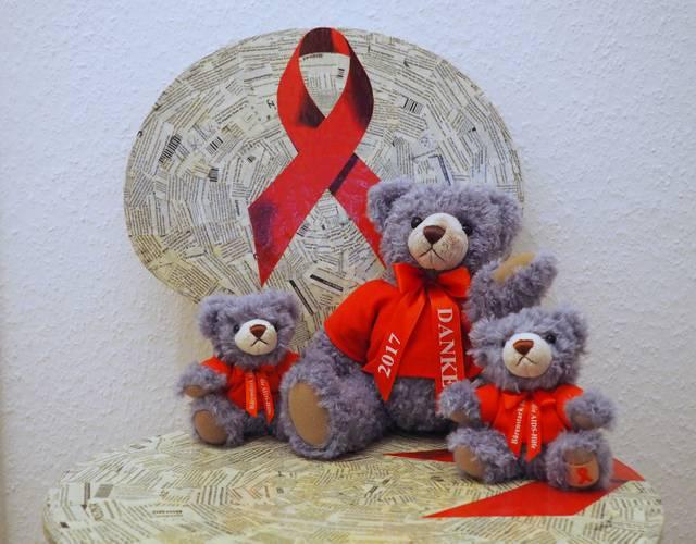Aids-Teddy 2017