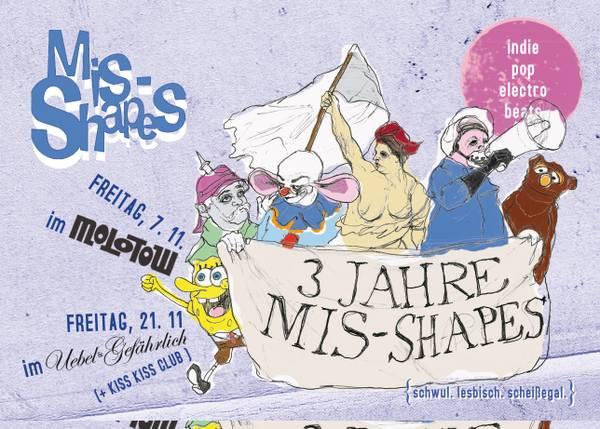 Mis-Shapes