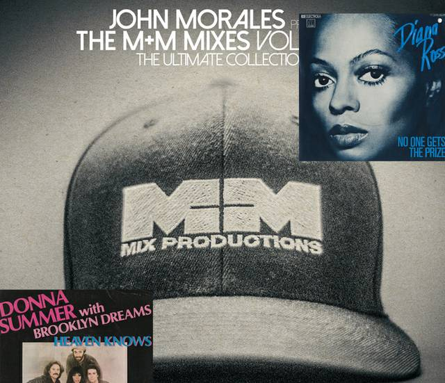 ohn Morales presents The M+M Mixes Vol. 4   The Ultimate Collection