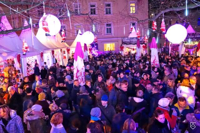 Pinker Weihnachtsmarkt.Pink Christmas Sagt Good Bye Fur 2017 Blu Mediengruppe