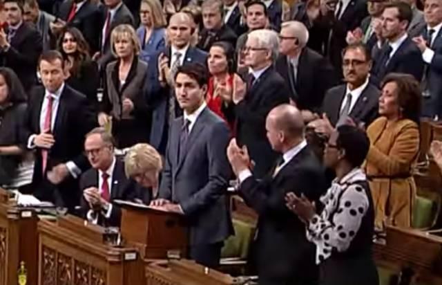 Trudeau Apology