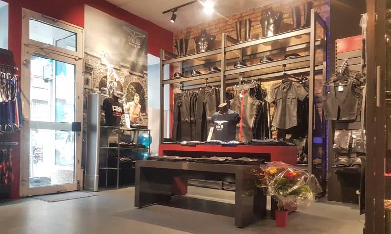 Neu in Frankfurt RAW - Mens Lifestyle & Fetish Store