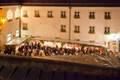 Christkindlmarkt vor dem Kloster Andechs