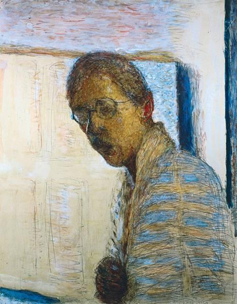 """Pierre Bonnard """"Selbstporträt"""""""