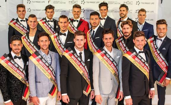 Mister Germany 2018