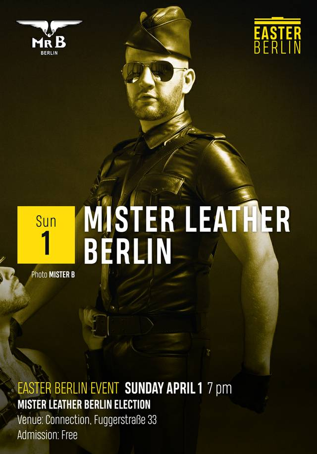 Mister Leather Berlin 2018
