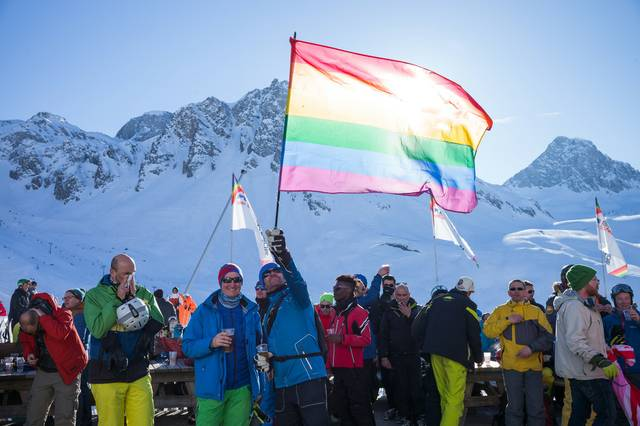 Tignes European Snow Pride