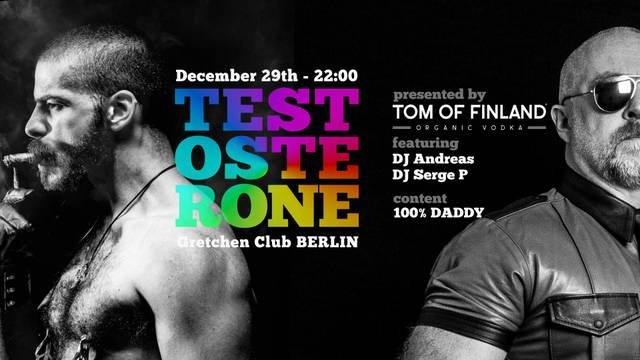 Testosterone – Daddy Party
