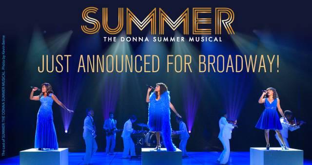 Donna Summer Musical