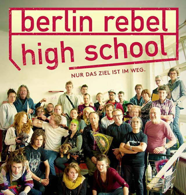 Berlin rebel highschool