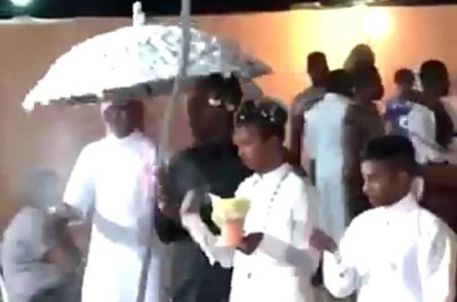 Mekka Hochzeit