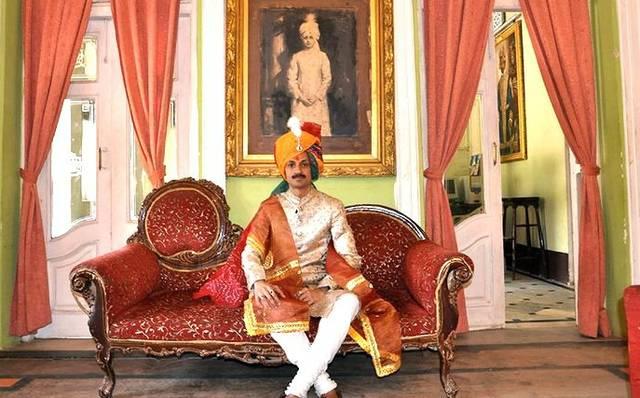 Prinz Manvendra Singh Gohil