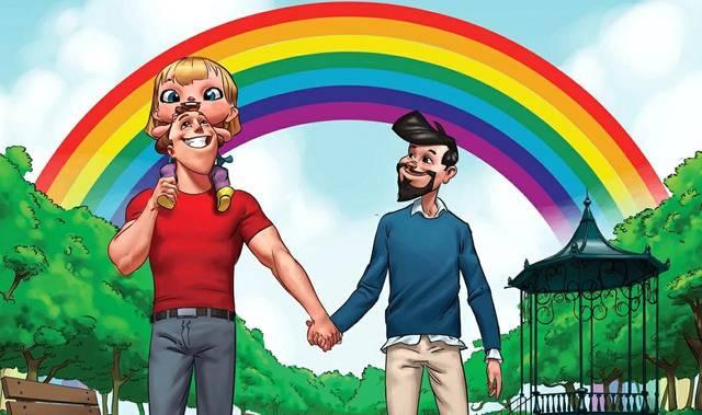Rainbow Familiy Book