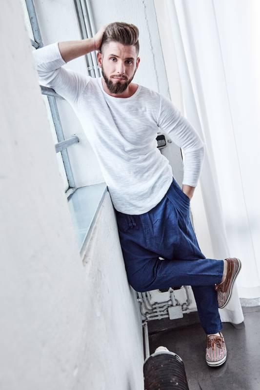 GAB-Covermodel Tim