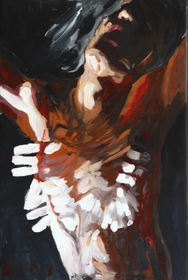 Fetisch-Gemälde