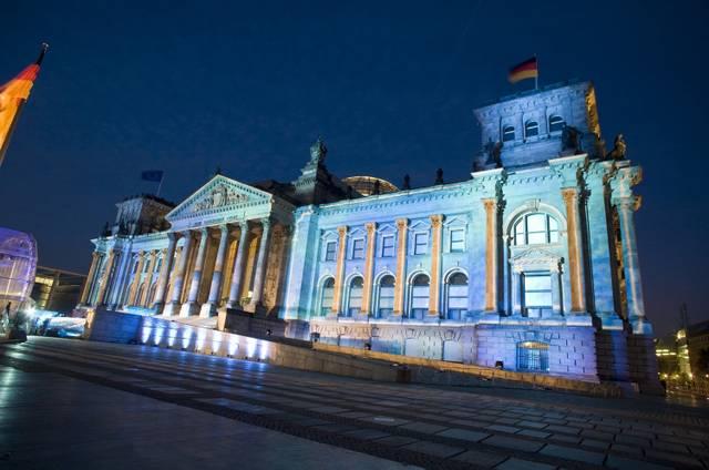 Reichstagsgebäude / Bundestag