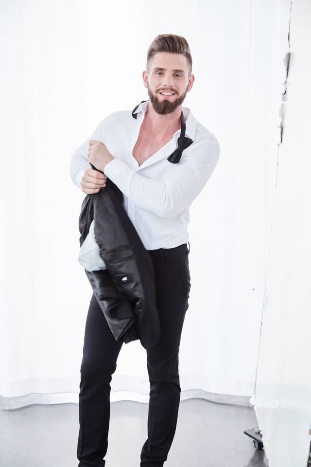 GAB Covermodel Tim