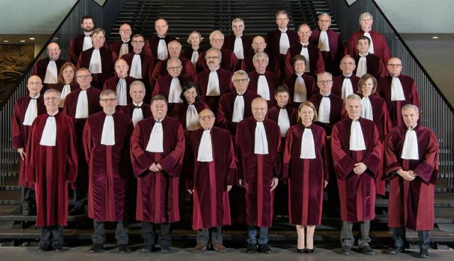 RichterInnen vom Gerichtshof der EU