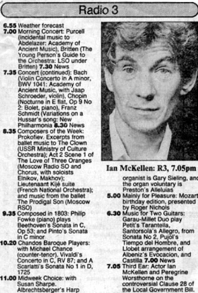 Mc Kellen BBC 1988