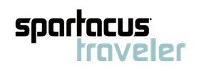 Spartacus Traveler Logo