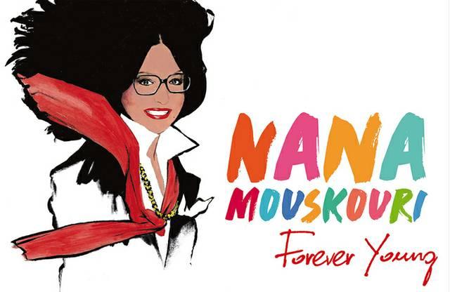 Vorverkauf Für Nana Mouskouri Gestartet Männer