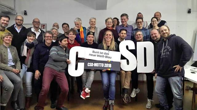 CSD-Motto