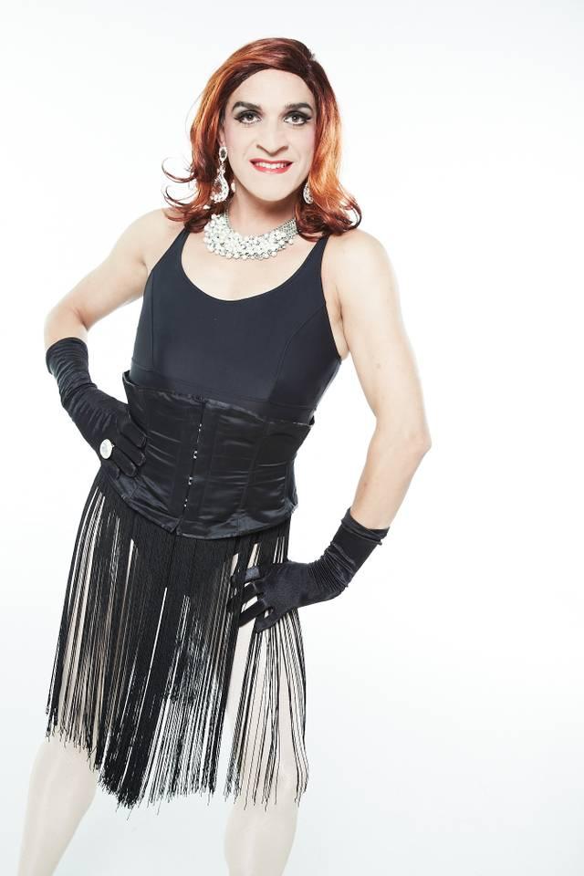 Vanessa P. Showgirls