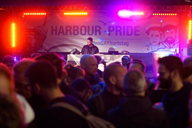 Hamburg Harbour Pride