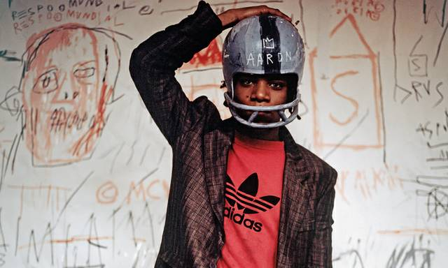 """Jean-Michel_Basquiat_football_helmet"""