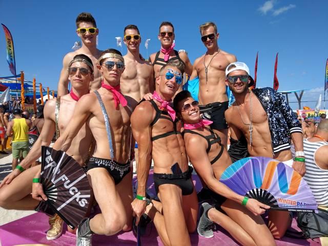 Winter Party Miami