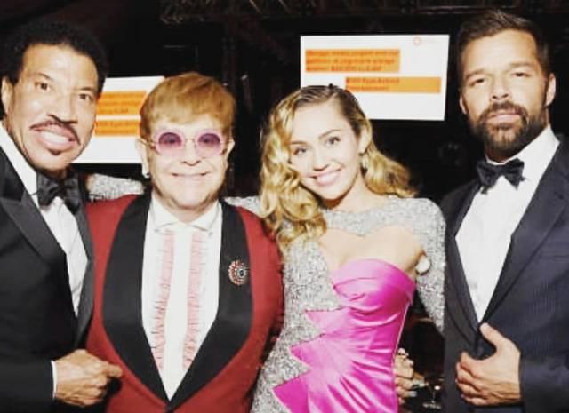 Oscars Elton Ricky