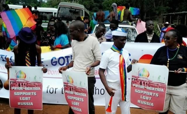 Uganda Pride 2013