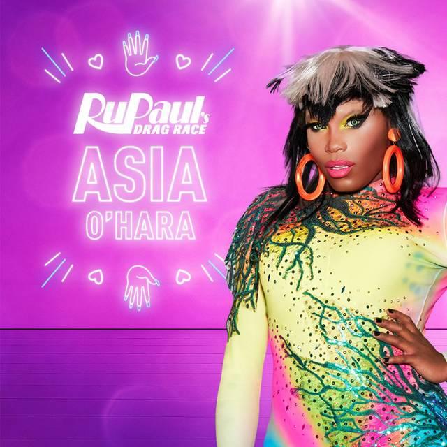 RPDR10 Asia O'Hara