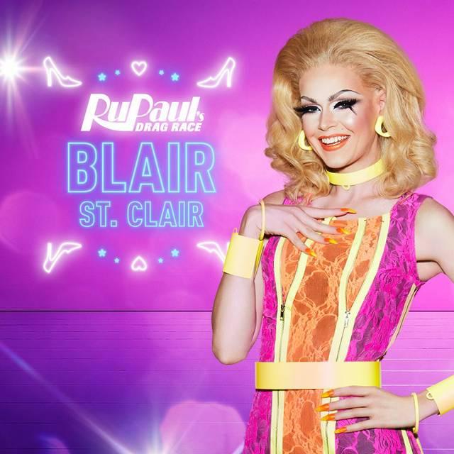 RPDR10 Blair St. Clair