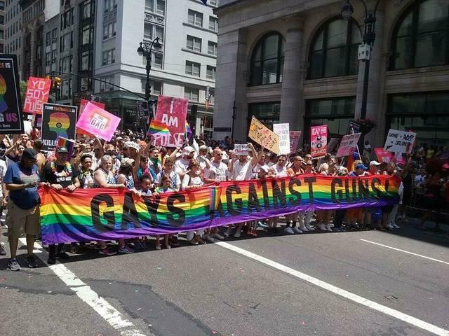 Gay Against Guns