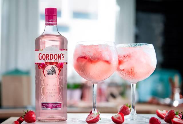 Gordon's Pink