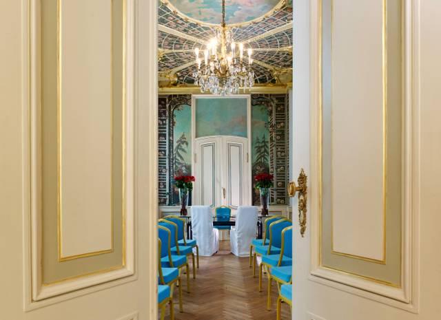 Für den schönsten Tag des Lebens kann es nicht romantisch genug sein. Seit Generationen ist das historische Ermelerhaus im Herzen der Hauptstadt eine der feinsten Berliner Adressen für Hochzeiten.