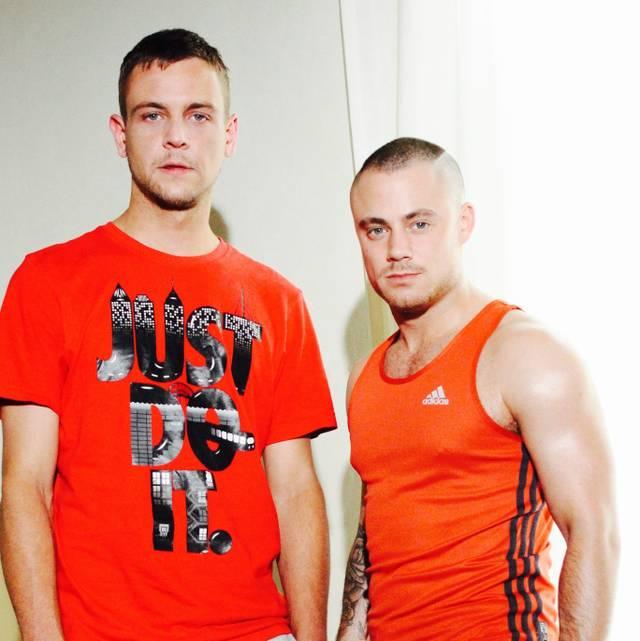Jason O'Connor und Sam Bishop