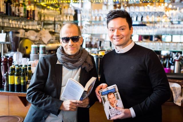 Georg Uecker und Marcel Schenk