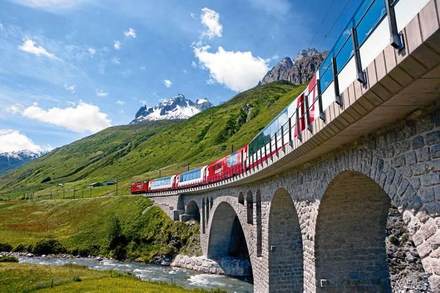 Schweiz Bahn