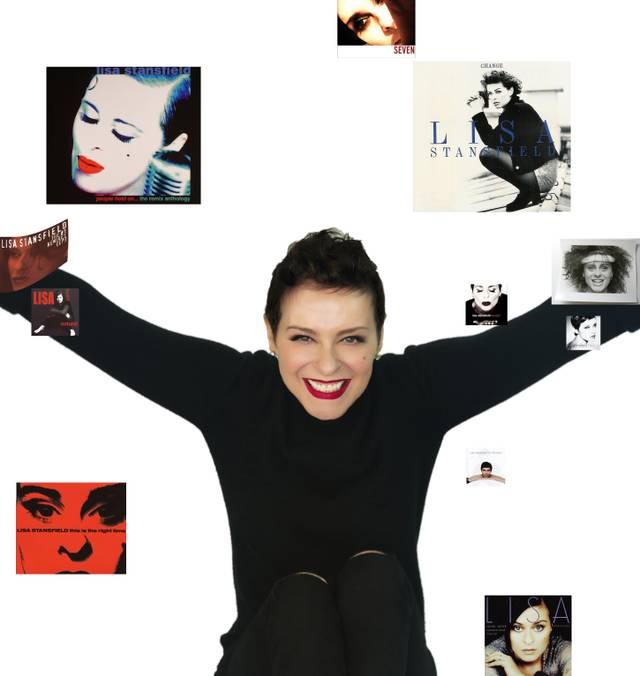 Lisa Stansfield Hits Collage 2018