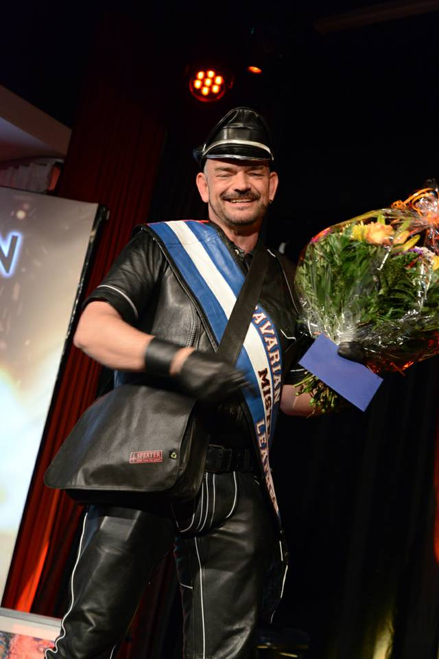 Bavarian Mr. Leather 2018